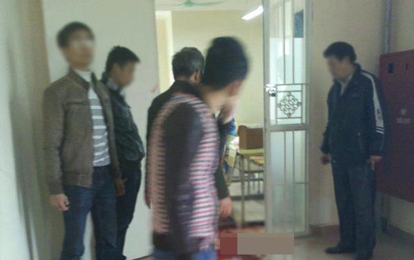 Kinh hoàng vụ án mạng tại trường ĐH KD&CN Hà Nội 1