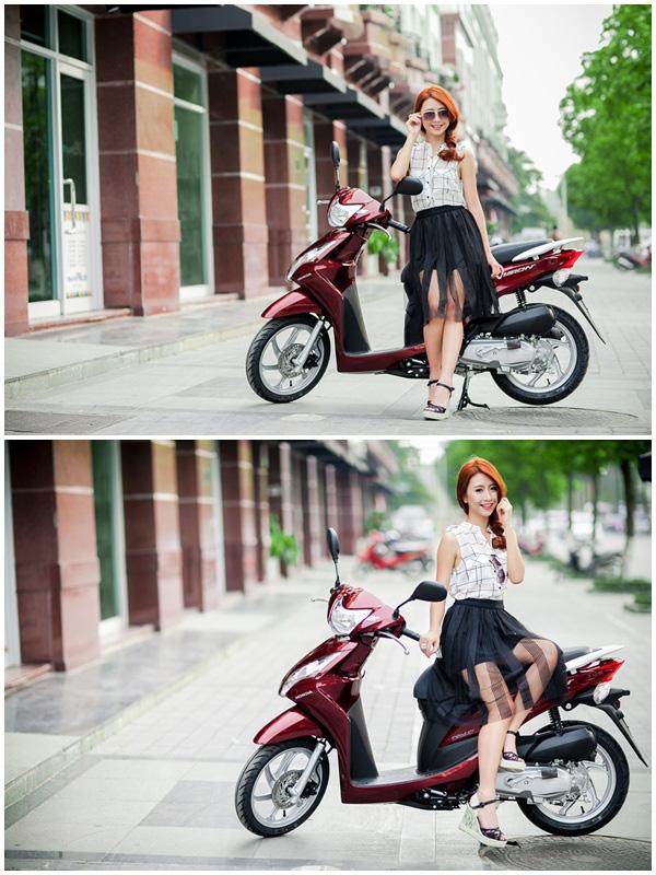 Quỳnh Anh Shyn cực nổi bật với phong cách mới 9