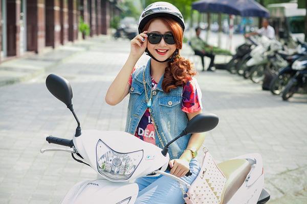 Quỳnh Anh Shyn cực nổi bật với phong cách mới 12