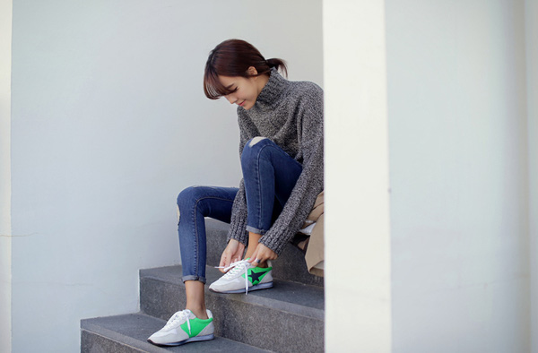 Mix&match sneaker hợp xu hướng, hợp cả cá tính 1