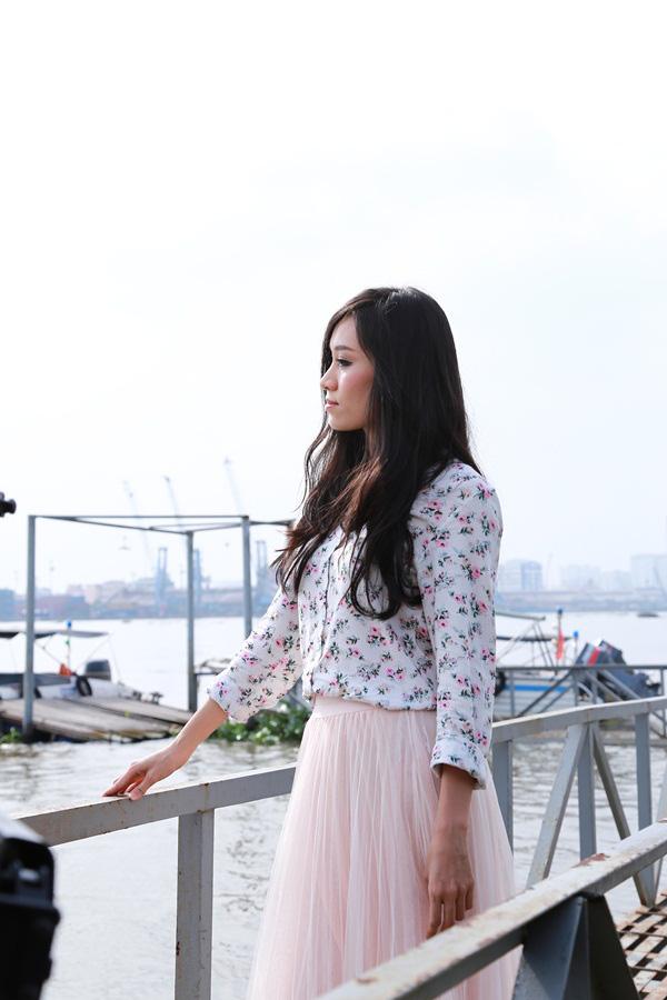 """""""Vừa đi vừa khóc"""" tung nhạc phim hot đúng Valentine Trắng 9"""