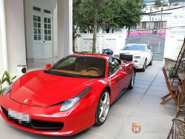 Choáng với BST siêu xe của đại gia Phan Thành - người yêu Midu 3