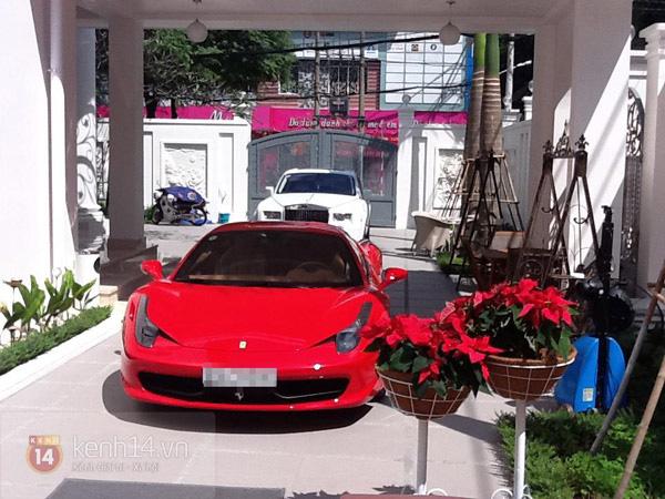 Choáng với BST siêu xe của đại gia Phan Thành - người yêu Midu 4