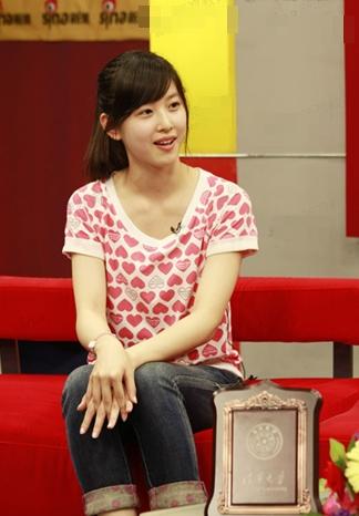 """""""Cô bé trà sữa"""" trở thành hot girl đẹp nhất Trung Quốc 11"""