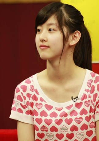 """""""Cô bé trà sữa"""" trở thành hot girl đẹp nhất Trung Quốc 12"""