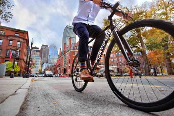 Chiếc xe đạp thời trang với khả năng chống trộm 100% - Ảnh 2.