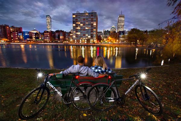Chiếc xe đạp thời trang với khả năng chống trộm 100% - Ảnh 9.