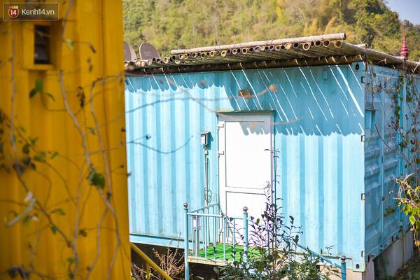 Lên Mộc Châu, ngủ nhà container đầy sắc màu giữa rừng mận trắng, cải vàng - Ảnh 8.