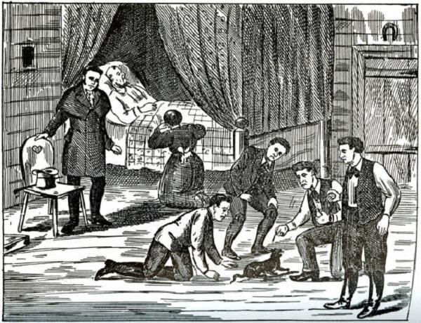 Câu chuyện có thật và bí ẩn về phù thủy ám ở Mỹ 9