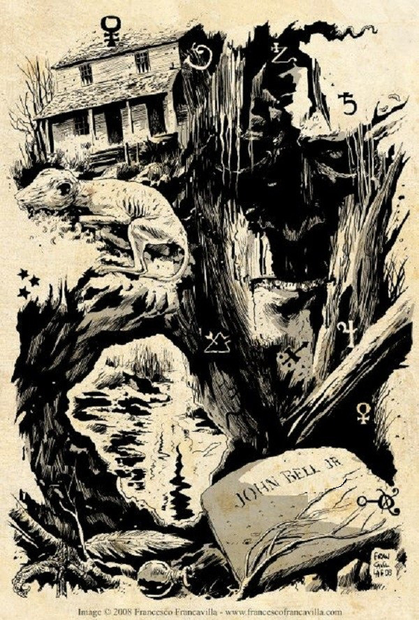 Câu chuyện có thật và bí ẩn về phù thủy ám ở Mỹ 7