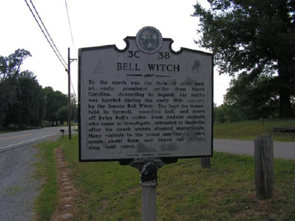 Câu chuyện có thật và bí ẩn về phù thủy ám ở Mỹ 8