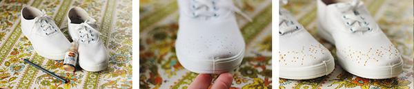 16 kiểu thay đổi cực hay để độ đôi giày sneaker chào hè khiến bạn thích m10ê