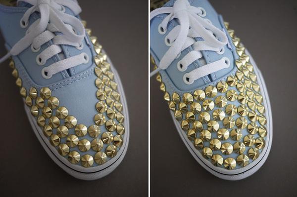 16 kiểu thay đổi cực hay để độ đôi giày sneaker chào hè khiến bạn thích m3ê
