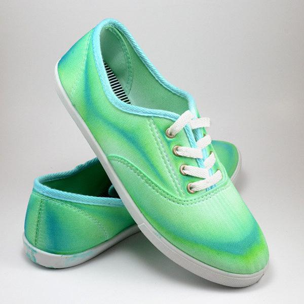 16 kiểu thay đổi cực hay để độ đôi giày sneaker chào hè khiến bạn thích m4ê