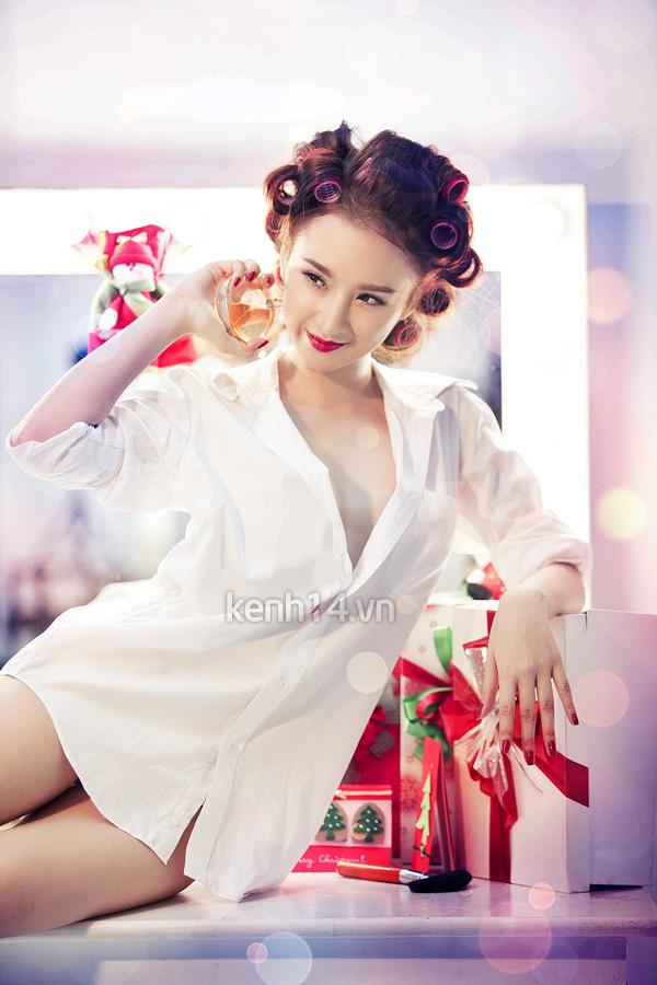 Angela Phương Trinh tung ảnh đẹp lung linh sau khi sửa mũi 6
