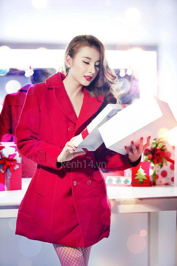 Angela Phương Trinh tung ảnh đẹp lung linh sau khi sửa mũi 10
