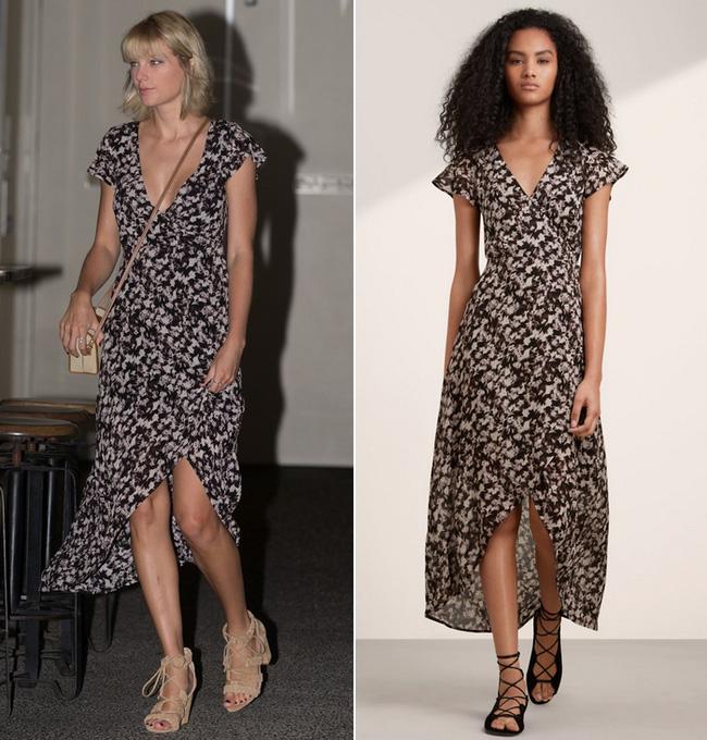 Taylor Swift diện toàn váy áo bình dân đi hẹn hò với Tom Hiddleston - Ảnh 2.