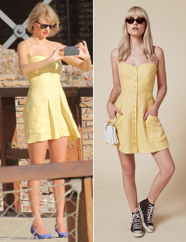 Taylor Swift diện toàn váy áo bình dân đi hẹn hò với Tom Hiddleston - Ảnh 4.