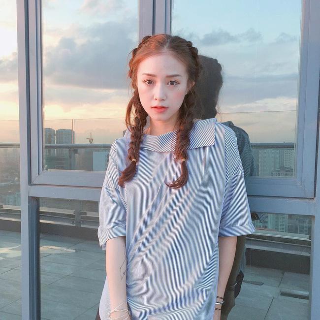 Mát trời, hot girl Việt đang để những kiểu tóc nào? - Ảnh 6.