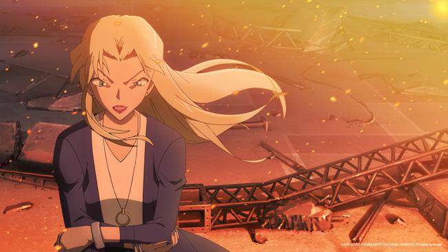 Thám Tử Lừng Danh Conan: Tìm ra nhân vật thứ hai của tổ chức áo đen! - Ảnh 10.