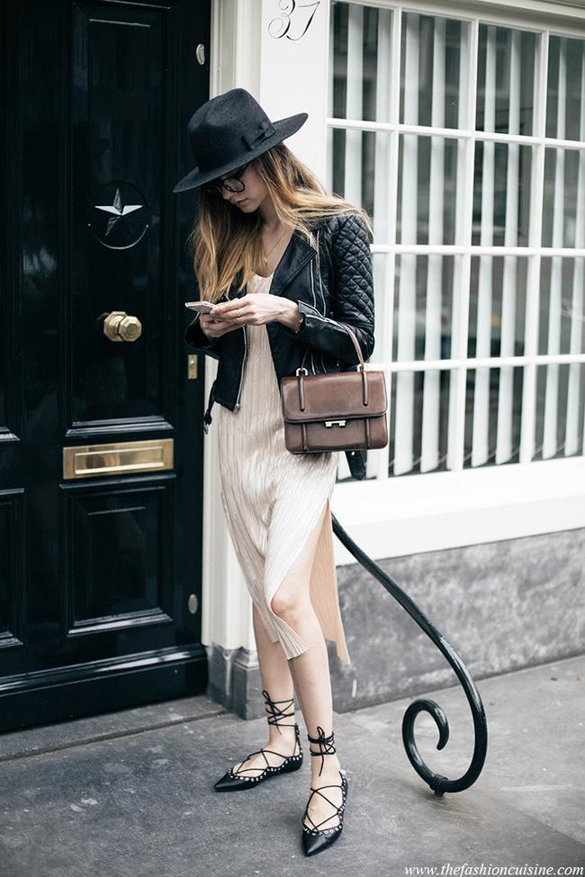 Muốn diện đồ vừa mát vừa đẹp? Bạn nhất định nên xem street style thế giới tuần này - Ảnh 11.