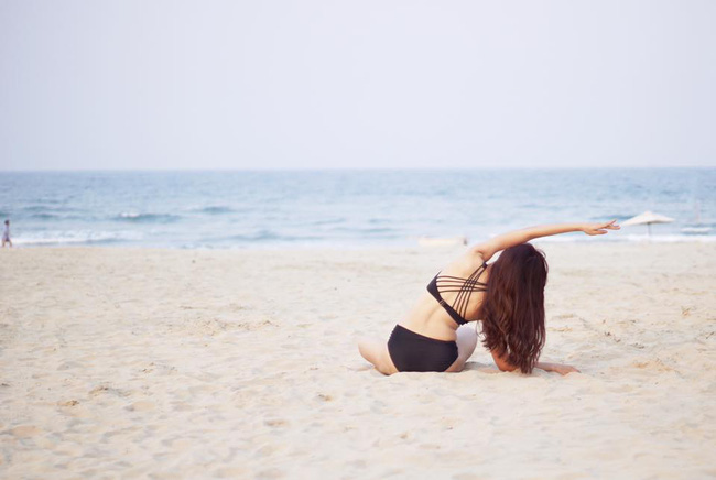 Tập Yoga tại tất cả mọi nơi mình đi qua - cô gái người Việt này đang truyền cảm hứng cho rất nhiều người! - Ảnh 23.