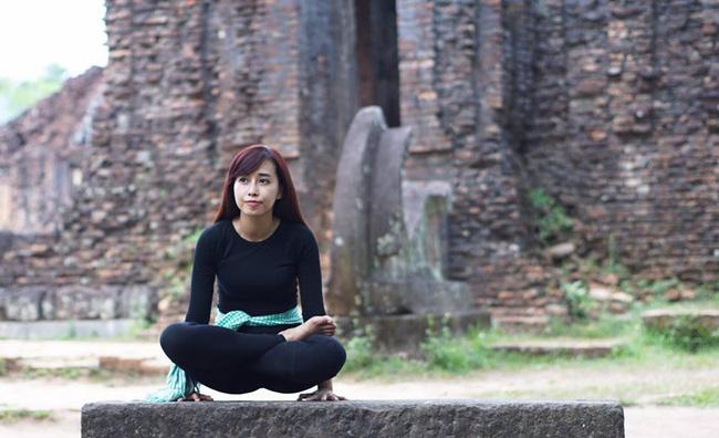 Tập Yoga tại tất cả mọi nơi mình đi qua - cô gái người Việt này đang truyền cảm hứng cho rất nhiều người! - Ảnh 27.