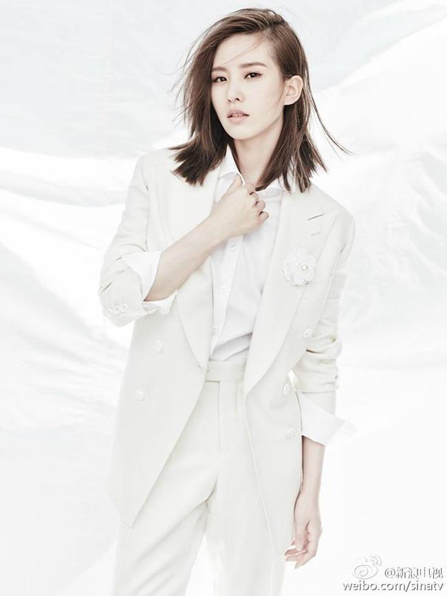 Triệu Lệ Dĩnh vượt mặt Phạm Băng Băng, Song Joong Ki là sao Hàn duy nhất lọt top 20 chỉ số truyền thông - Ảnh 5.