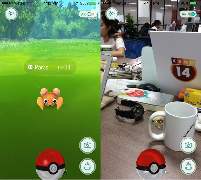 Pokémon Go! của bạn đang bị lỗi? Đừng lo, chỉ vì quá nhiều người đang chơi thôi - Ảnh 3.