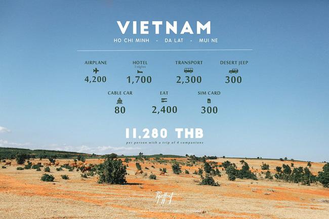 Bộ ảnh: Cảnh sắc Việt Nam xuất hiện tuyệt đẹp trên trang du lịch nổi tiếng ở Thái Lan - Ảnh 2.