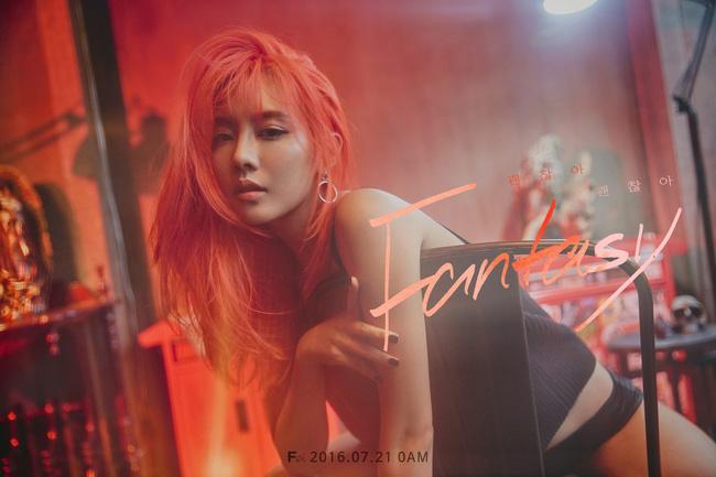 Thành viên Trung Quốc của miss A ra mắt solo, bị netizen Hàn chửi đuổi về nước