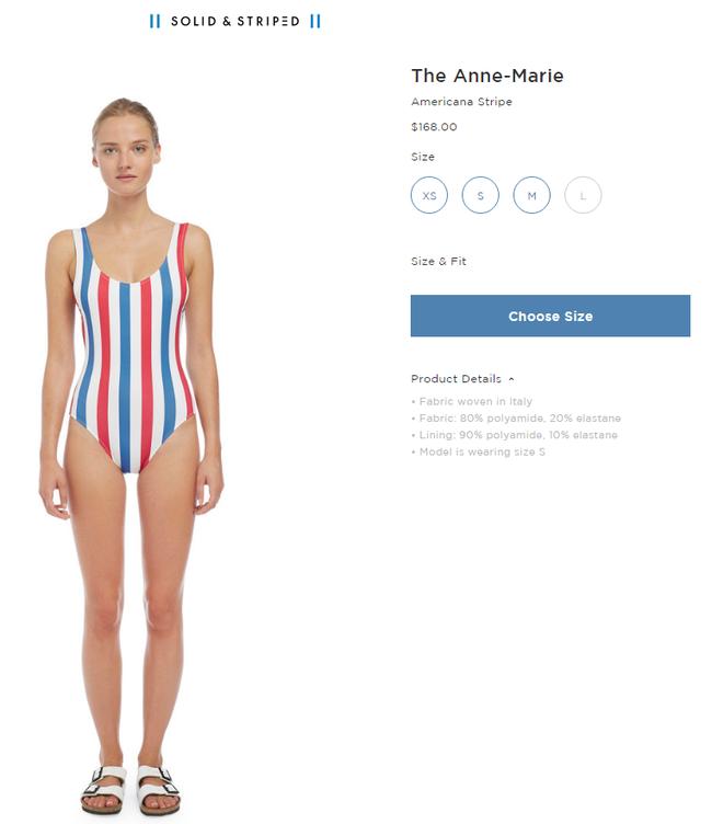 Taylor Swift vừa mặc bộ đồ bơi này, dân tình đã lập tức đổ xô tìm kiếm - Ảnh 2.