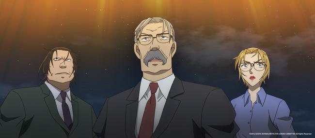 Thám Tử Lừng Danh Conan: Tìm ra nhân vật thứ hai của tổ chức áo đen! - Ảnh 5.