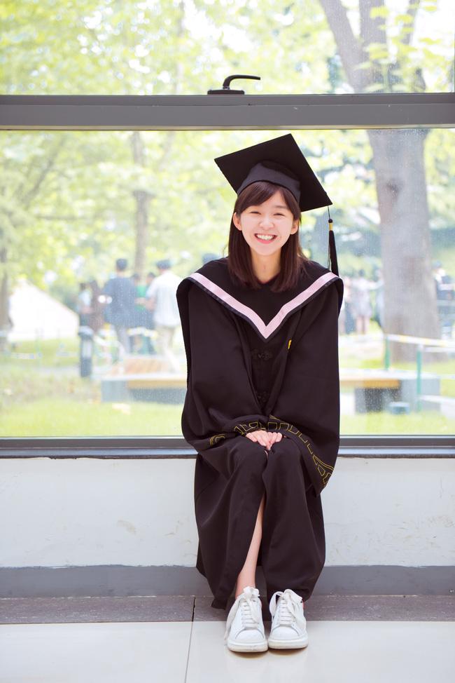 Loạt ảnh những nữ thần giảng đường Trung Quốc xinh như mơ trong ngày tốt nghiệp - Ảnh 7.