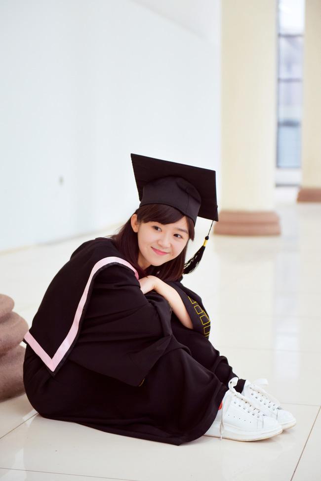 Loạt ảnh những nữ thần giảng đường Trung Quốc xinh như mơ trong ngày tốt nghiệp - Ảnh 11.