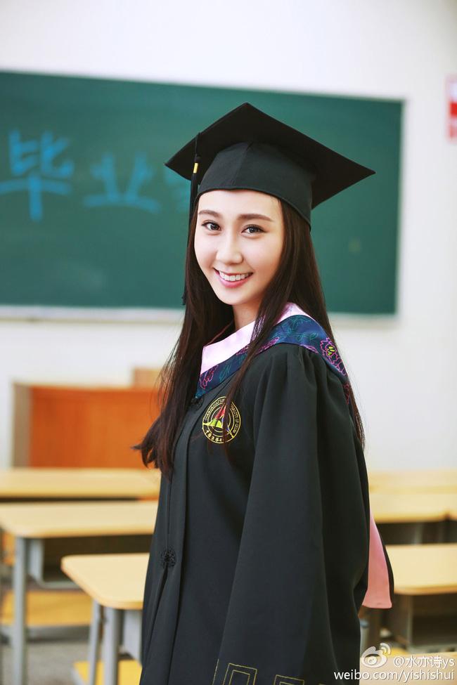 Loạt ảnh những nữ thần giảng đường Trung Quốc xinh như mơ trong ngày tốt nghiệp - Ảnh 24.