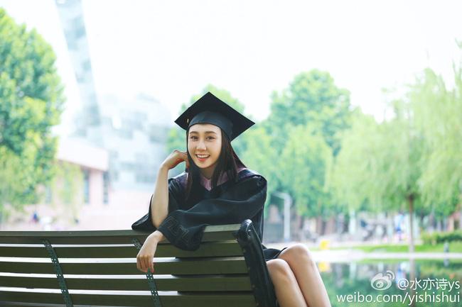 Loạt ảnh những nữ thần giảng đường Trung Quốc xinh như mơ trong ngày tốt nghiệp - Ảnh 25.