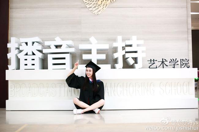 Loạt ảnh những nữ thần giảng đường Trung Quốc xinh như mơ trong ngày tốt nghiệp - Ảnh 28.