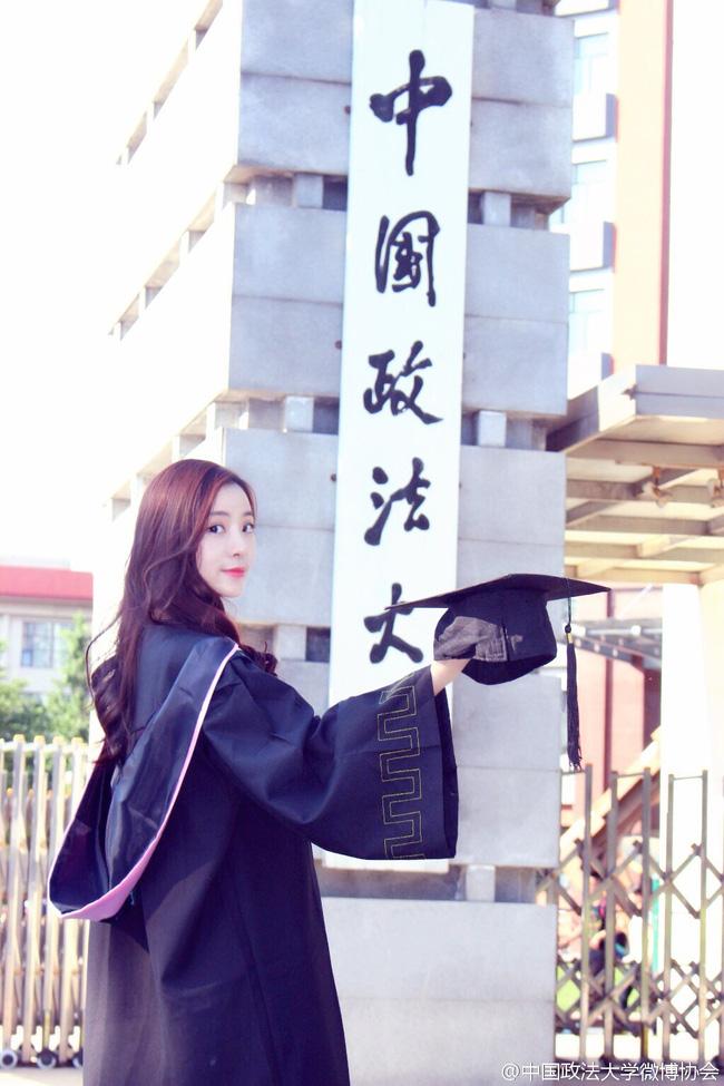 Loạt ảnh những nữ thần giảng đường Trung Quốc xinh như mơ trong ngày tốt nghiệp - Ảnh 20.