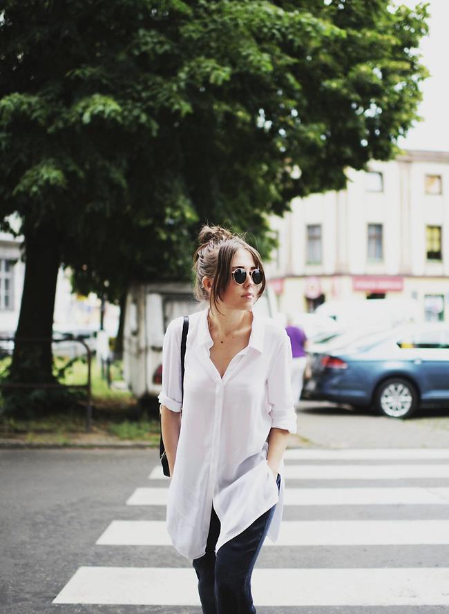 Muốn diện đồ vừa mát vừa đẹp? Bạn nhất định nên xem street style thế giới tuần này - Ảnh 9.