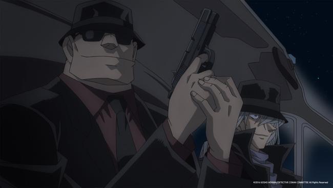 Thám Tử Lừng Danh Conan: Tìm ra nhân vật thứ hai của tổ chức áo đen! - Ảnh 9.