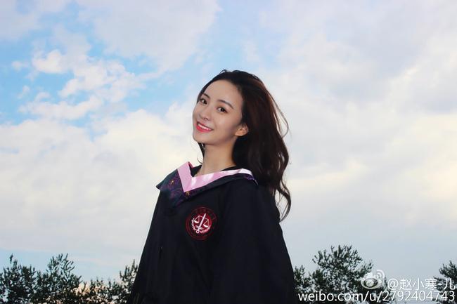 Loạt ảnh những nữ thần giảng đường Trung Quốc xinh như mơ trong ngày tốt nghiệp - Ảnh 17.