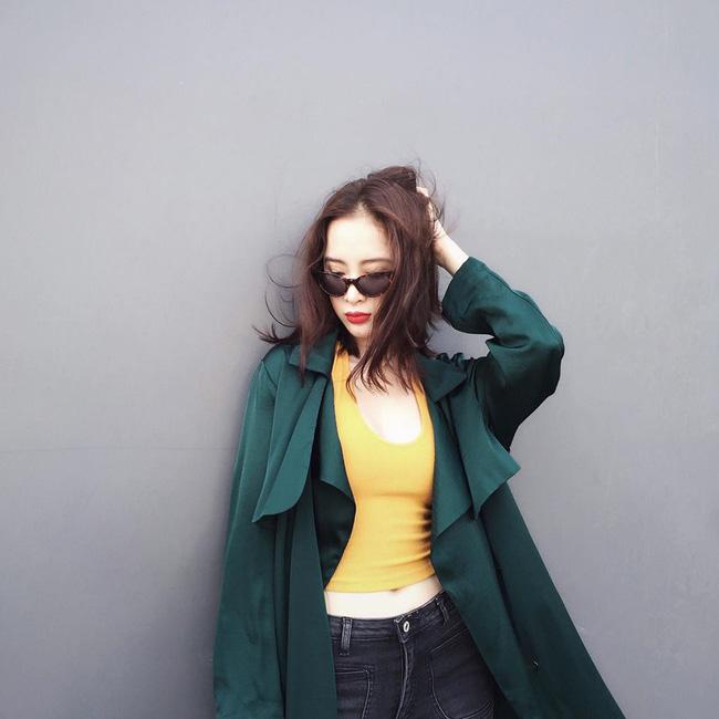 Angela Phương Trinh - Người đẹp có khả năng chịu nóng siêu nhất Vbiz - Ảnh 1.