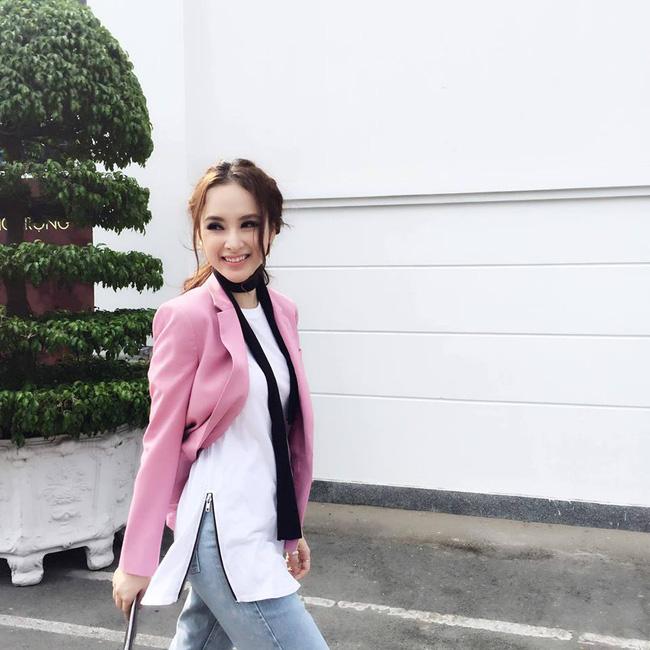 Angela Phương Trinh - Người đẹp có khả năng chịu nóng siêu nhất Vbiz - Ảnh 10.