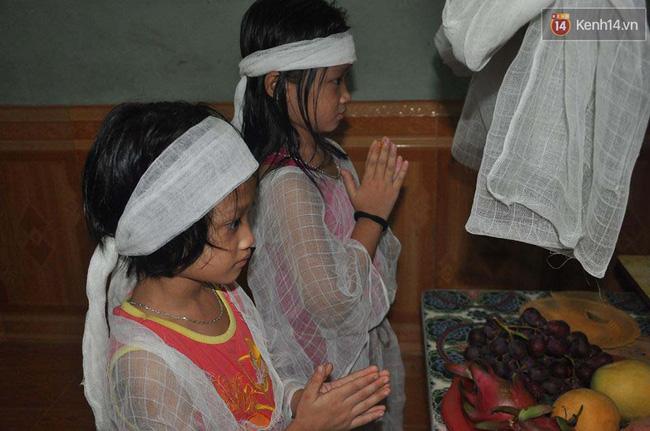 Cha mẹ liên tiếp ra đi trong 1 tuần vì tai nạn giao thông, bỏ lại 3 con thơ dại - Ảnh 3.