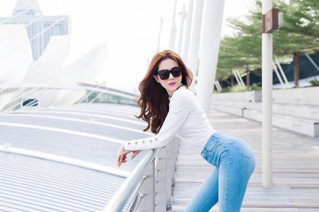 Không chỉ diễn trên sân khấu, Ngọc Trinh còn thực hiện MV cho ca khúc đầu tay của mình! - Ảnh 3.