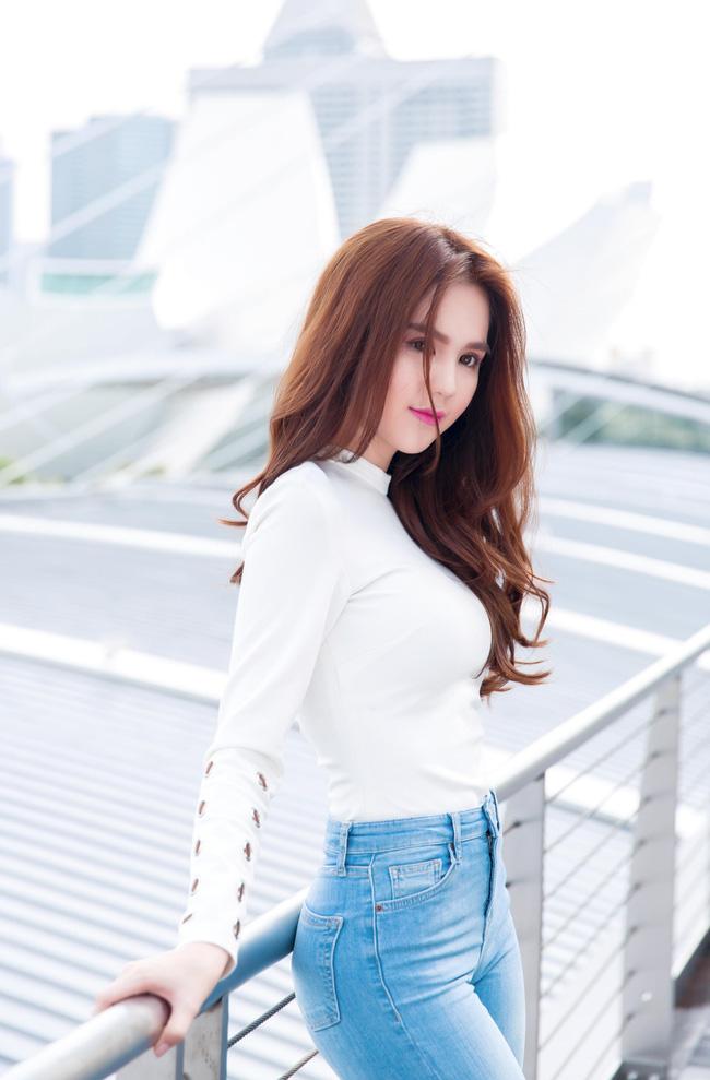 Không chỉ diễn trên sân khấu, Ngọc Trinh còn thực hiện MV cho ca khúc đầu tay của mình! - Ảnh 2.