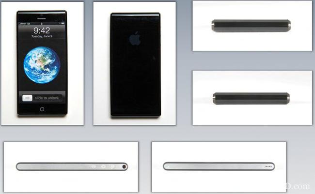 Ngắm mẫu thiết kế xấu không nuốt nổi và những hạn chế của chiếc iPhone đầu tiên - Ảnh 10.
