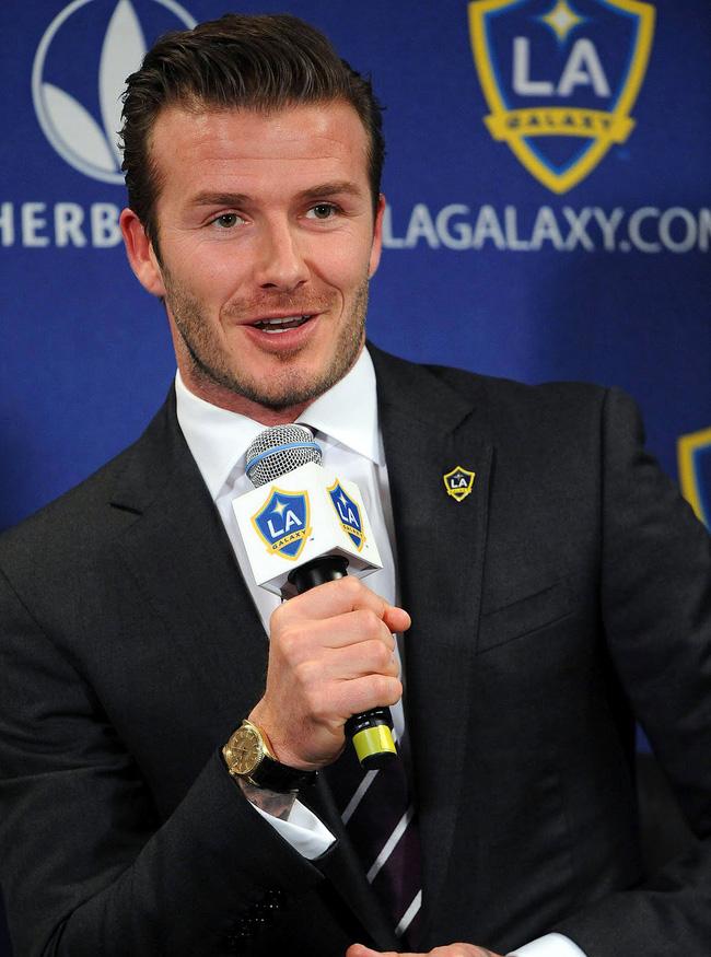 Công Vinh chơi đồng hồ không kém Beckham và Ronaldo - Ảnh 3.