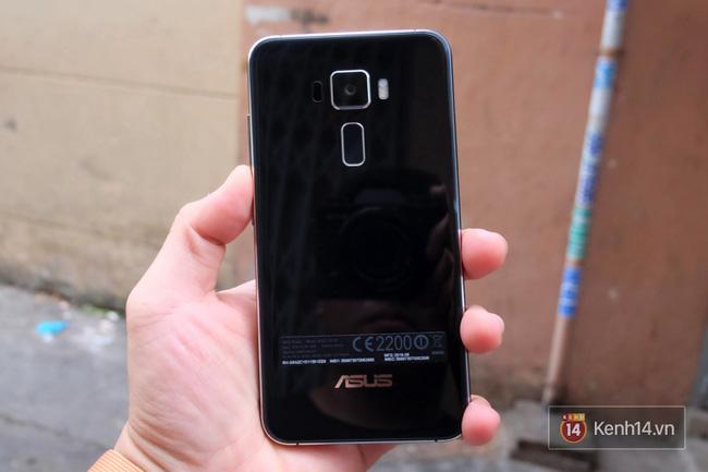 Cận cảnh ZenFone 3 sắp bán ra tại Việt Nam: 4 GB RAM, bộ nhớ trong 64 GB - Ảnh 2.